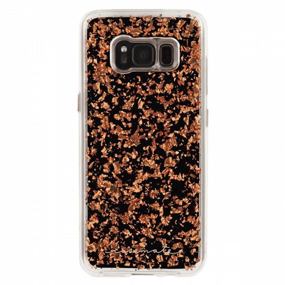 Case-Mate zlaté pouzdro na Samsung Galaxy S8