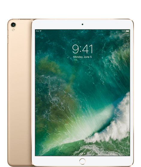 Apple iPad Pro 10,5'' Wi-Fi + Cell 256GB zlatý MPHJ2FD/A