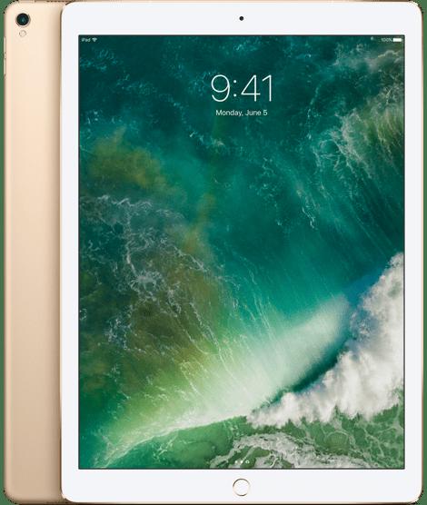 Apple iPad Pro 12,9'' Wi-Fi + Cell 256GB zlatý MPA62FD/A