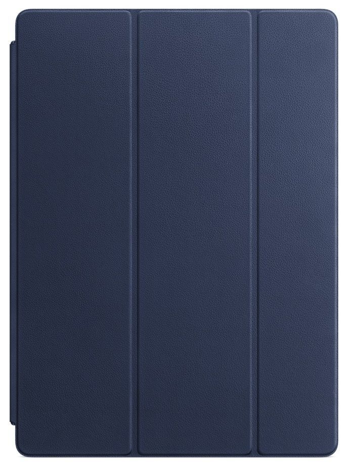 "Apple Leather Smart Cover pro Apple iPad Pro 12,9"" tm. modré"