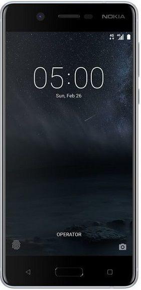 Nokia 5 stříbrný