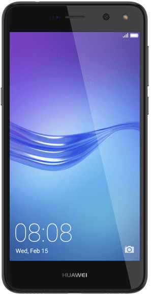 Huawei Y6 2017 šedý