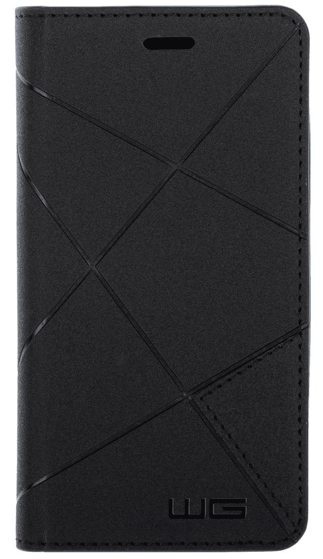 Winner Pouzdro Cross FlipBook pro Lenovo A Plus černé
