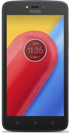 Lenovo Moto C Dual SIM červený + dárek Forever Setty bíla, 3D VR brýle zdarma