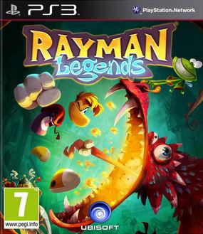 Rayman Legends - hra pro PS3