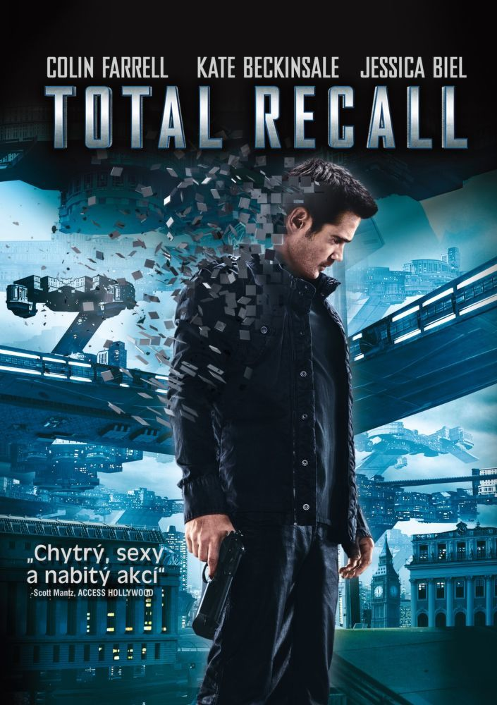 Total Recall - Blu-ray film