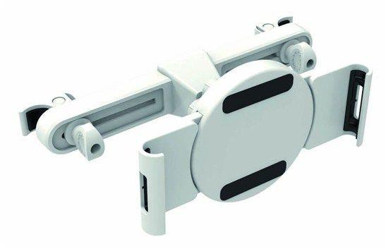 Solight 1MT5 držák na opěrku hlavy bílý