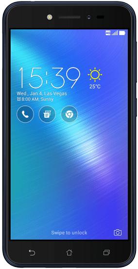 Asus ZenFone Live ZB501KL černý