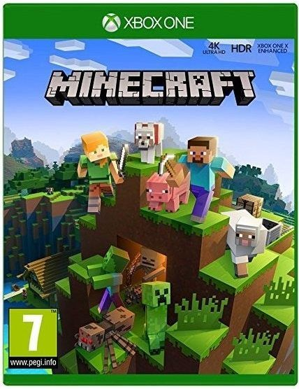 Minecraft Super Duper Graphics Edition Xbox One hra