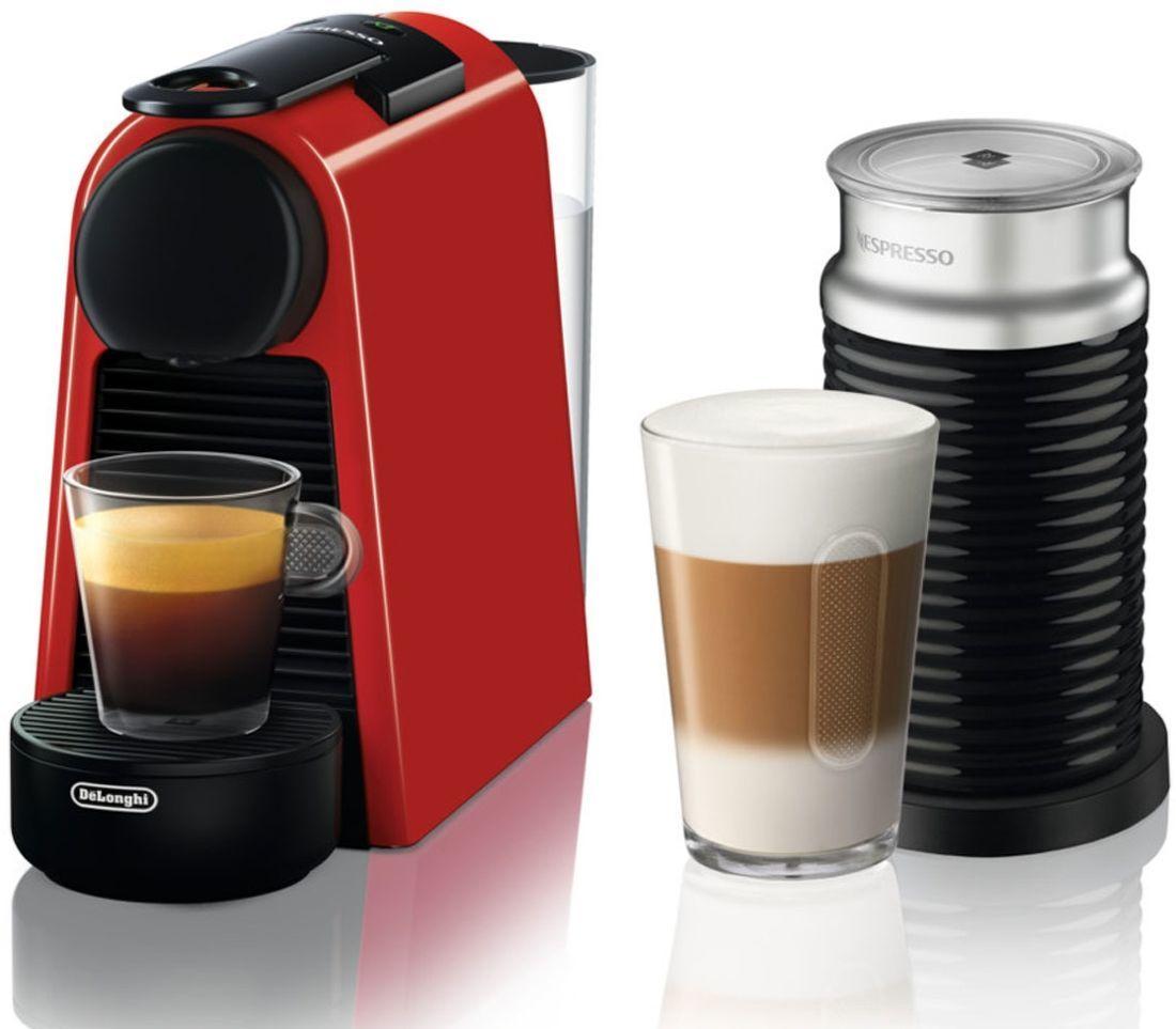 Nespresso DéLonghi Essenza Mini EN85.RAE Aeroccino3
