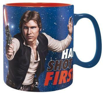 Star Wars Han Solo - hrnek