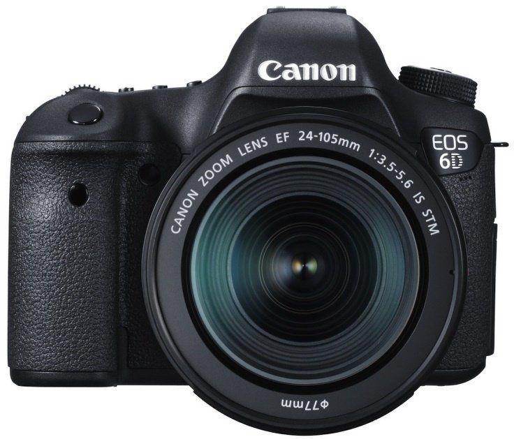CANON EOS 6D MII + EF 24