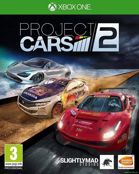Project Cars 2 - Xbox One hra