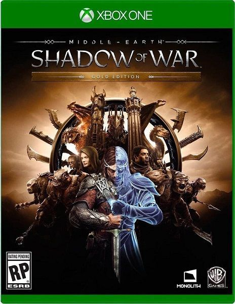 Middle-Earth: Shadow of War - Xbox One hra