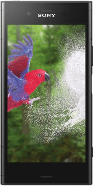 Sony Xperia XZ1, černá