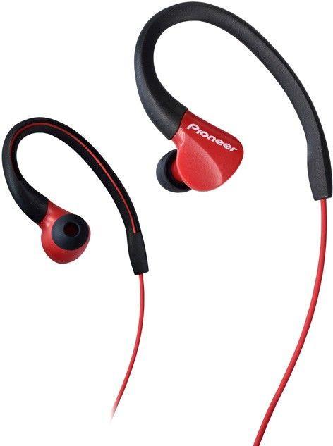 Pioneer SE-E3-R červené