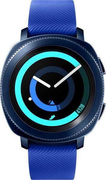 Samsung Gear Sport modré
