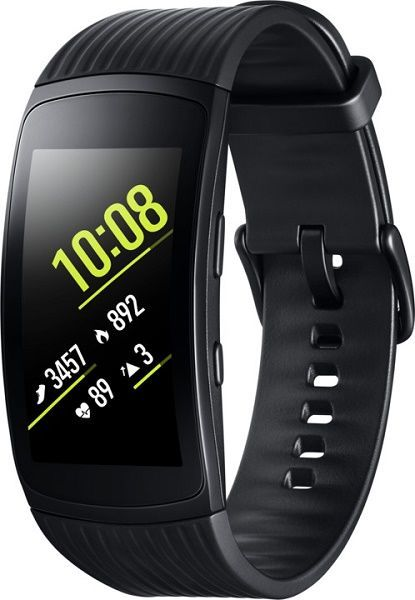 Samsung Gear Fit 2 Pro černá