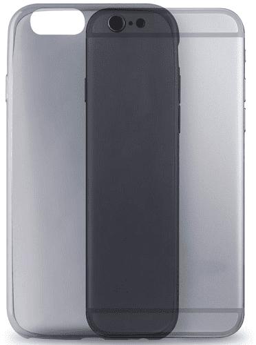 Puro zadní kryt 03 Nude pro iPhone 7 Plus / 8 Plus černý