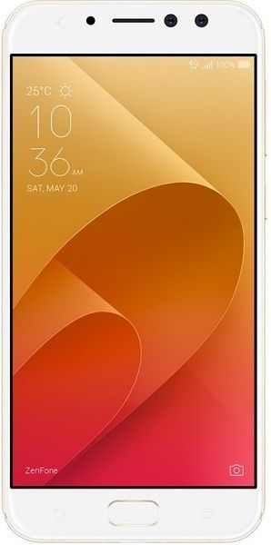 Asus ZenFone 4 Selfie Pro ZD552KL zlatý