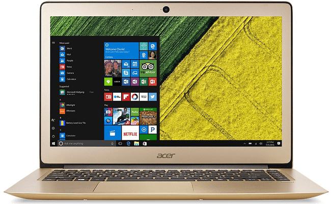 Acer Swift 3 (NX.GKKEC.011) (zlatý)