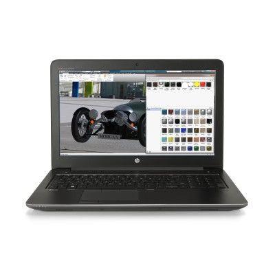 HP Zbook 15 G4, Y6K27EA