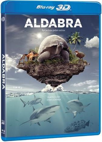 Aldabra: Byl jednou jeden ostrov - 3D Blu-ray film (3D+2D)