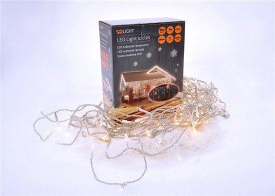 Solight 1V47 LED venkovní rampouchy