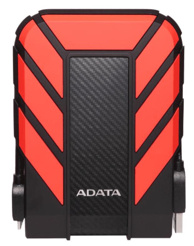 """A-DATA HD710 PRO 2.5"""" 2TB USB 3.1 červený"""