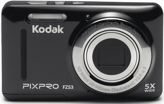 Kodak FRIENDLY ZOOM FZ53 černý