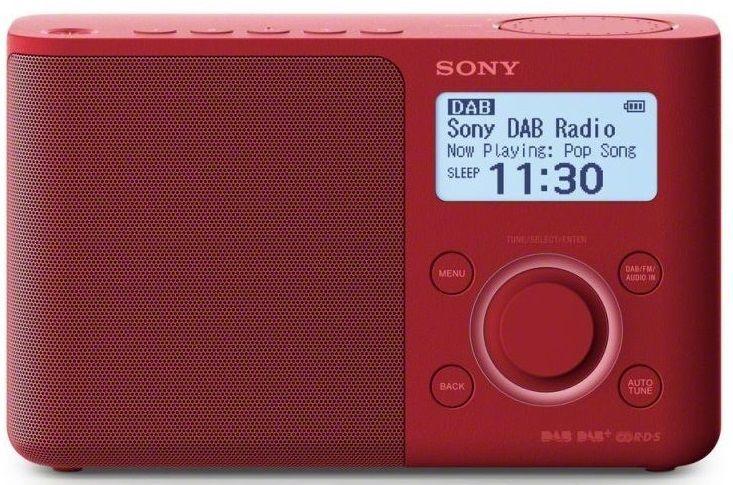 Sony XDRS61DR červené