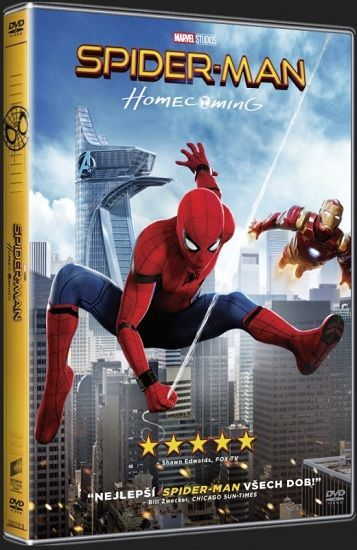 Spider-Man: Homecoming - DVD film