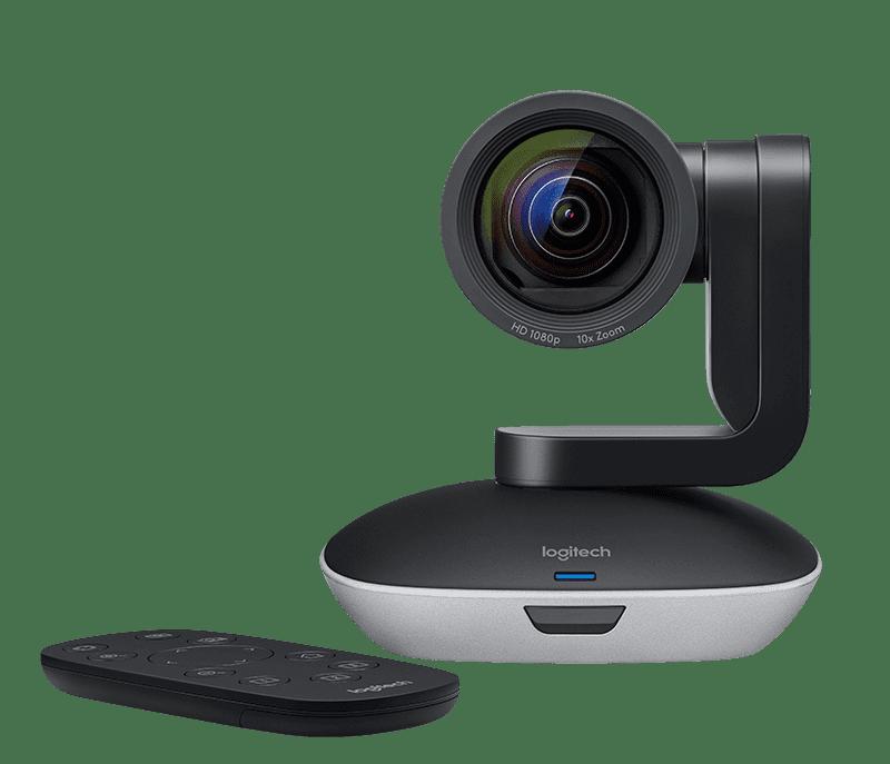 Logitech PTZ Pro 2 Camera, 960-001186