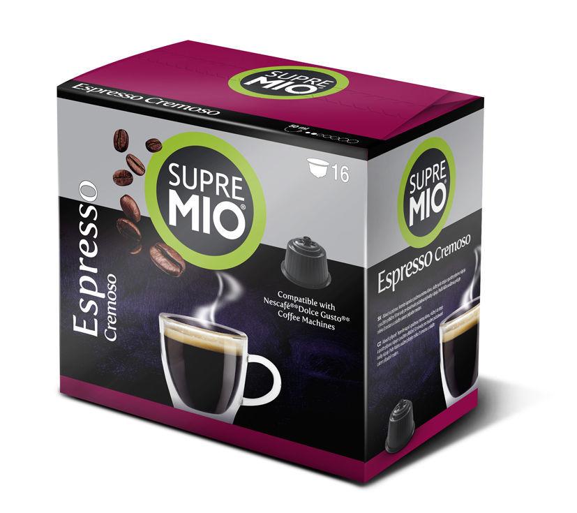Supremio Espresso Cremoso (Dolce Gusto)