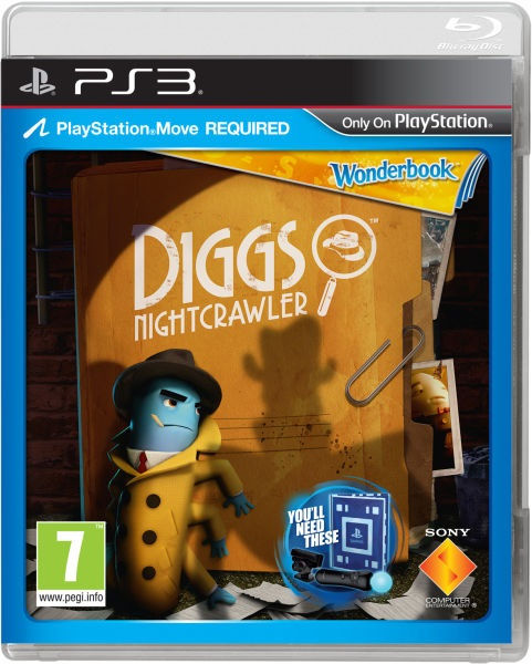 PS3 - Diggs Nightcrawler