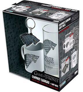 Magic Box Game of Thrones Stark dárkový set