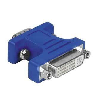 Hama 45074 - redukce VGA vidlice-DVI zásuvka