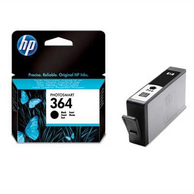 HP CB316EE No.364 (černá) - inkoust