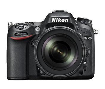 Nikon D7100 + objektiv 18-105 AF-S DX VR