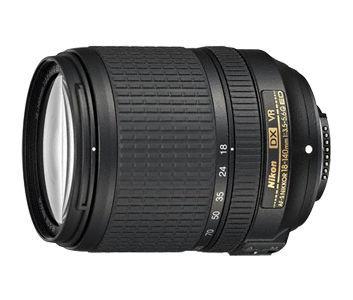 Nikon 18-140mm f/3,5-5,6G AF-S DX ED VR