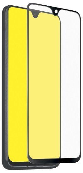 SBS Full Cover tvrzené sklo pro Motorola Moto G7 Plus, černá