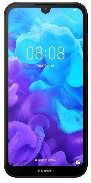 Huawei Y5 2019 černý