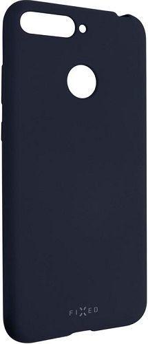 Fixed silikonové pouzdro pro Huawei Y6 Prime 2018, modrá