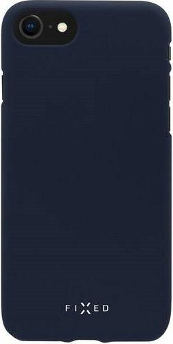 Fixed silikonové pouzdro pro Samsung Galaxy A70, modrá