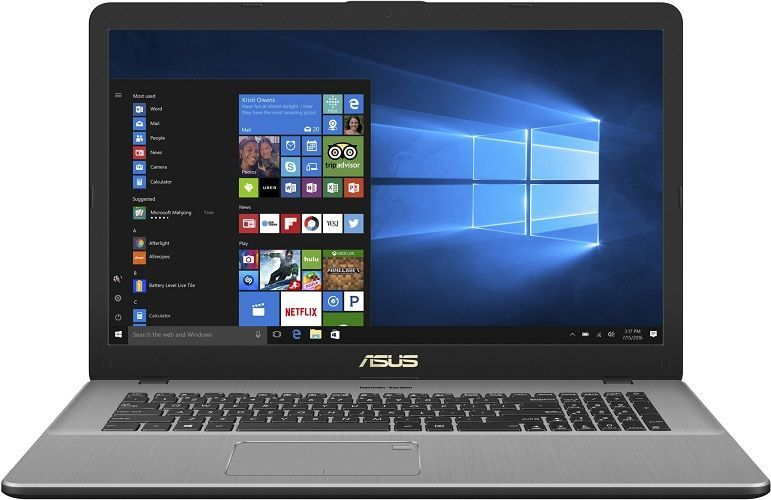 Asus VivoBook Pro 17 N705FN-GC028T šedý + dárek Microsoft Office 365 pro jednotlivce - 1 uživatel/1 rok zdarma