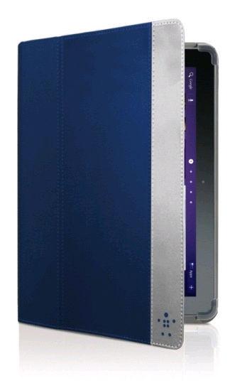 """BELKIN pouzdro pro Samsung Tab 2 10.1 """"Blue"""""""