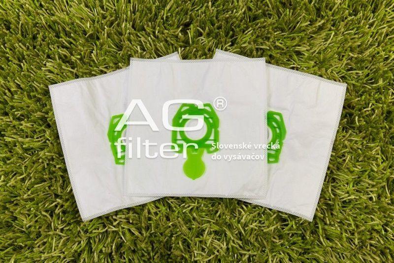 AG AS 102 CZ sáčky do vysavače (4ks+filtr)