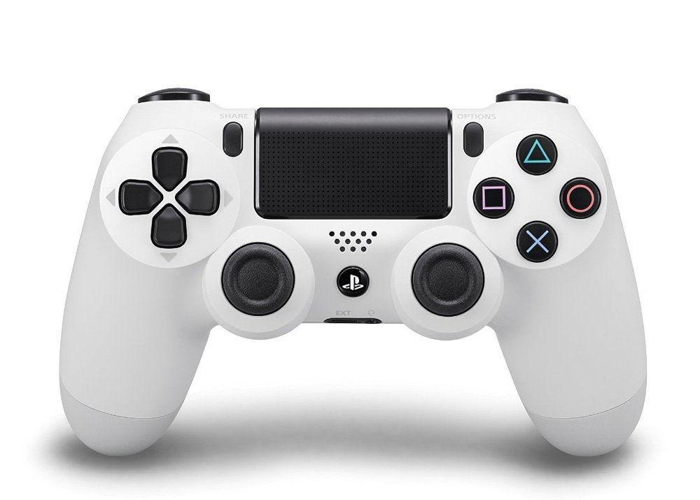 PS4 Dualshock Controller (bílý)