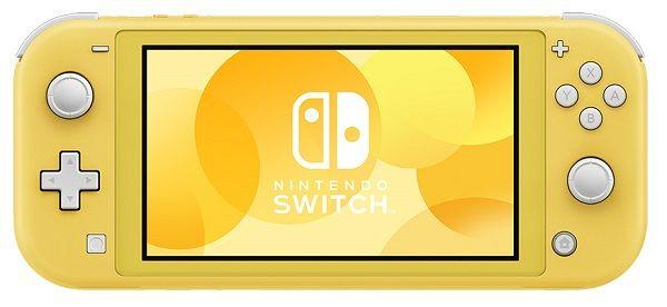 Nintendo Switch Lite žlutá