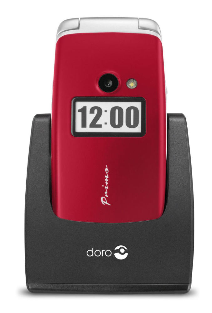 Doro Primo 413 (červený)